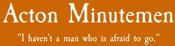 Acton Minutemen